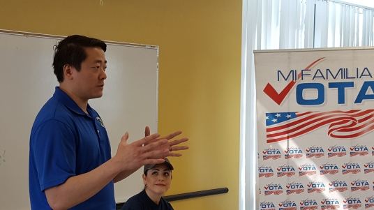 State Representative Gene Wu talks about why representation matters in politics and how the people can help that happen.